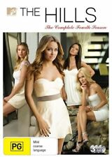 THE HILLS TV SHOW SEASON 4 DVD BOX SET GREAT CONDITION LIKE NEW MTV MUST HAVE