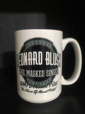 "Andy Griffith Show 15 oz Ceramic Mug Leonard Blush "" The Masked Singer """