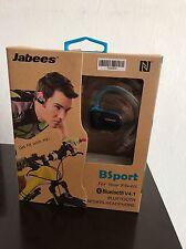 Jabees BSport Bluetooth V4.1 Sweatproof Waterproof Sports Stereo Headphones