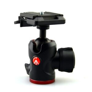 Manfrotto Trailer Ball Mini & 200PL-PRO Quick Release Plate Re 494RC2