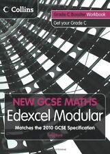 New GCSE Maths - Grade C Booster Workbook: Edexcel Modular (B), New Books