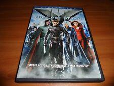 X-Men: The Last Stand (DVD, 2009, Widescreen)  Hugh Jackman Used 3 Xmen