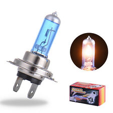 2× H7 100W 5000K Xenon HID Super White Effect Look Headlight Lamps Light Bulbs