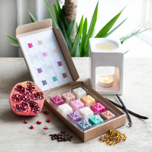 ORIENTAL WAX MELTS SELECTION BOX GREAT PRESENT/GIFTSET, FREE P&P