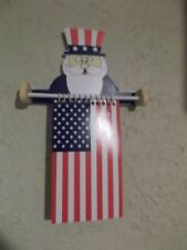 UNCLE SAM NOTE PAD HOLDER