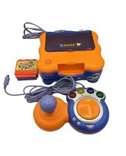 VTech VSmile Tv Learning System Game Console w/ Controller &  3Games *read desc*