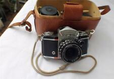 VTG Exarta Varex II a film camera W/3 LENS A.Schacht Ulm S-Travegon 1:2.8/35