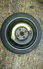 "KIA PICANTO 2006-2018 SPACE SAVER 14"" SPARE WHEEL & TYRE FREE P&P"