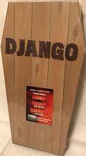 Django Box Limitierte Sarg-Edition 3 DVDs Neu OVP Sealed mit Django-Gürtelschnal