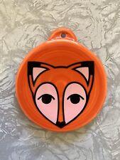 "Fiesta ""Sly Fox"" Ornament POPPY"