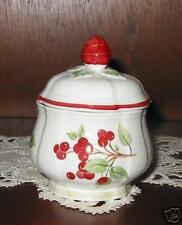 Villeroy & Boch JOY NOEL Sugar Bowl,  new!