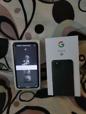 Google Pixel 5 GD1YQ - 128GB - Just Black (Unlocked) (Single SIM)