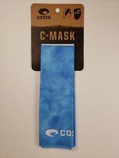 New Costa Del Mar Blue Topo C-Mask Face Covering, Gaiter, Mask, Headband