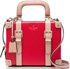 NWT Kate Spade Go fly a Kite Luggage Satchel Bag Crossbody Handbag LIMITED RARE!