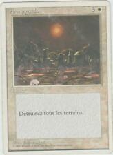 Armageddon Clock ▼▲▼ Horloge de l/'Armaguedon 3eme #234 FRENCH Magic MTG
