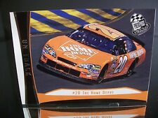 Rare Tony Stewart #20 Home Depot Press Pass 2007 Card #79 ON TRACK