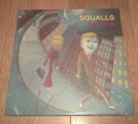 SQUALLS * NO TIME * NEW & SEALED ROCK VINYL LP 1988 U S IMPORT
