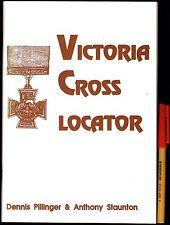 Signed! Plus Letter.VICTORIA CROSS LOCATOR Dennis Pillinger & Anthony Staunton