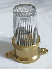 NAVIGAZIONE Anchor Lampada Rina APPROVATO - SCEGLIERE ottone o CROMO 12V 1600B C