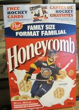 Connor McDAVID RARE SP Post Cereal Sealed UNOPENED Box with Contents OILERS MVP