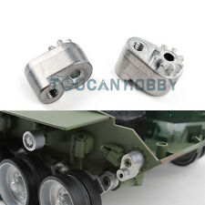 Henglong 1/16 Scale Leopard2A6 Rc Tank 3889 Metal Tracks Idlers Tighten Adjuster
