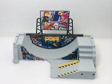 Playmobil 4414 Geobra  SKATE PARK Skateboard Ramp Only