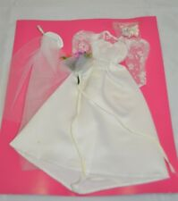 Barbie Wedding of the Year Here Comes The Bride Outfit Nrfc 1983