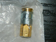 "Sharpe High Volume 1/4"" Female Quick Coupler Part Number 8310"