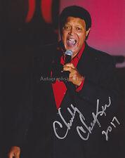 Chubby Checker HAND SIGNED 8x10 Photo, Autograph, The Twist, Limbo Rock (B)