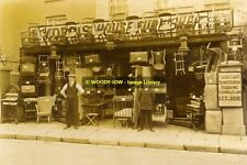 rp12584 - Morris Furniture Shop Birmingham Rd Cowes Isle of Wight - photo 6x4