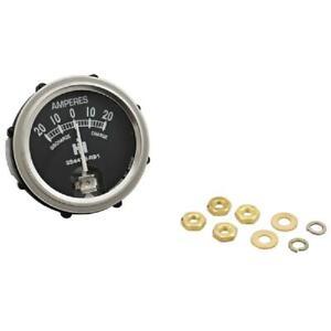 354473R91 Amp Ammeter Gauge Fits FARMALL IH A AV B Fits Cub H MV I4 M MD O6
