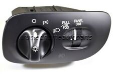 Headlight Headlamp Switch without Auto Headlight with Fog Lights for Ford