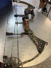 "Mathews Drenalin SE-3 Compound Bow, 28"" , 70lb, RH with Quick Release Strap"