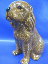 Cavalier King Charles Spaniel Money Box - Ruby Cavalier Money Box - New