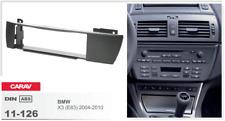 CARAV 11-126 1Din Marco Adaptador Kit Instalacion de Radio BMW X3 E83 2004-2010