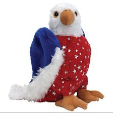 Ty Beanie Babies Beanies - American The Patriotic Eagle 2007 - New With Tag