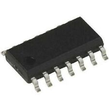 10 x MM74HCT04 MX = 74HCT04 = 7404 - Hex Inverting Gates SMD - SO14