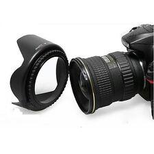52mm Universel Lentille Professionnel parasoleil pour caméra Canon Nikon Sony