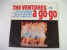THE VENTURES 'A GO-GO ORIGINAL 1965 VINYL LP AUSTRALIAN PRESSING VG COND