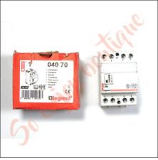 LEGRAND 04070 - Contacteur de puissance 4P 400V 40A bobine 230V