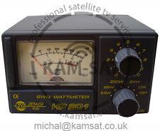 Misuratore Radio CB ZETAGI HP201 SWR Misuratore PWR 2 KW 3-200 MHz