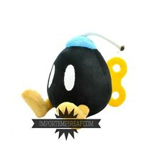Super Mario Bomba Peluche Galaxy new plush doll nintendo 2 bomb bob-omba kart