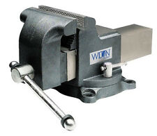 """NEW 6"""" HEAVY DUTY WILTON SHOP BENCH VISE TOOL 63302 25,000 pound casting WS6"""