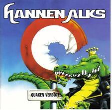 HANNEN ALKS / QUAKEN VERBOTEN  * NEW CD * NEU *