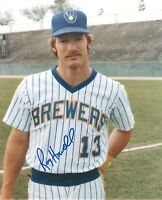 1982 BREWERS Roy Howell signed photo AUTO 8x10 Autographed Milwaukee