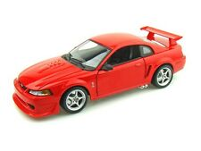 FORD SVT MUSTANG COBRA R MAISTO 31872 1/18 1:18 ROT SPECIAL EDITION ROUGE ROSSO