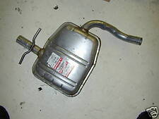MUFFLER GOLF,JETTA,CABRIO  CENTER  MUFFLER1993-1997