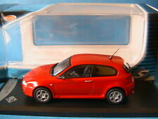 ALFA ROMEO 147 GTA ROUGE SOLIDO 2002 14330700 1/43 ROSSO RED ROT DIE CAST METAL