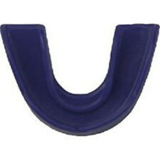 NEW! Navy Blue Mouth Guard Mouthguard Piece Teeth Protection Karate Football