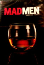 MAD MEN The COMPLETE THIRD SEASON 13 Episodes + Lots of Special Features SEALED